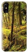 The Hall Of Mosses IPhone Case