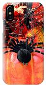 The Harvest Spider IPhone Case