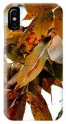 The Hickory In Autumn 2 IPhone Case