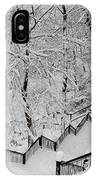 The Hundred Steps In The Snow IPhone Case