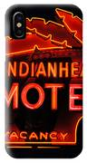 The Indianhead IPhone Case