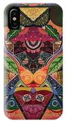The Joy Of Design Series Arrangement Embracing Complexity IPhone Case