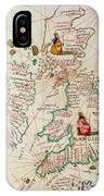 The Kingdoms Of England And Scotland IPhone Case
