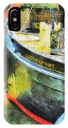 The Lady Daphne  IPhone Case