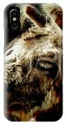 The Legendary Llama  IPhone Case