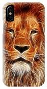 The Lion Sleeps Tonight IPhone Case