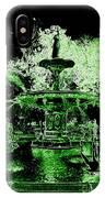 Green Savannah IPhone Case