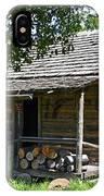 The Mark Twain Family Cabin IPhone Case
