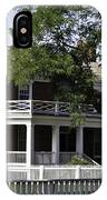 The Mclean House In Appomattox Virgina IPhone Case