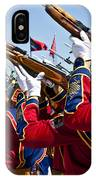 The Mongolian State Honor Guard IPhone Case