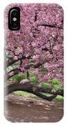 The Most Beautiful Cherry Tree IPhone Case