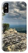 The Mountain Lookout IPhone Case