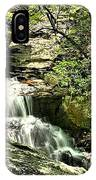 The Mystery Waterfall IPhone Case