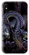 The Night Dragon IPhone Case