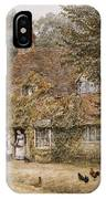 The Old Fish Shop Haslemere IPhone Case