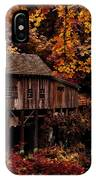 The Old Mill Stream IPhone Case