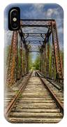 The Old Trestle IPhone Case