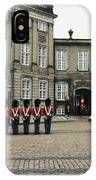 The Parading Of The Guards IPhone Case