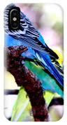 The Parakeet IPhone Case