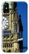 The Peace Tower, On Parliament Hill IPhone Case