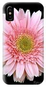 The Pink Flower IPhone Case