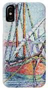 The Port IPhone Case
