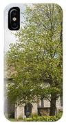 The Priory Church Of Saint Mary And All Saints Weybourne IPhone Case