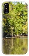 The Quiet Wissahickon IPhone Case
