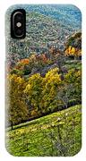 The Road To Glady Wv Painted IPhone Case