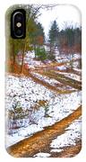 The Road To Spring IPhone Case