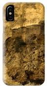 The Rock In Dubrovnik IPhone Case
