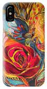 The Rose Of East IPhone Case