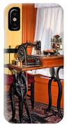 The Sewing Room IPhone Case