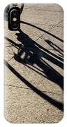 The Shadow That Follows IPhone Case