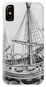 The Ship, C1470 IPhone Case
