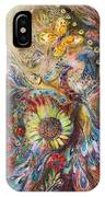 The Spirit Of Flowers IPhone Case