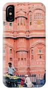 Street Life Of India IPhone Case