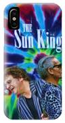 The Sun Kings IPhone Case