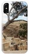 The Tree In Desert IPhone Case