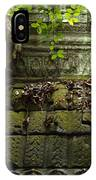 The Wall Ta Prohm 2 IPhone Case
