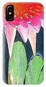 The Water Lily Unleashed IPhone Case