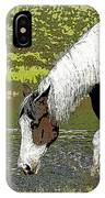 The Watering Hole IPhone Case