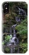 The Waters Shall Spring Forth From The Ground IIi IPhone Case