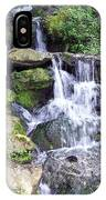 The Waters Shall Spring Forth From The Ground Vi IPhone Case