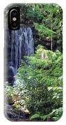 The Waters Shall Spring Forth From The Ground X IPhone Case
