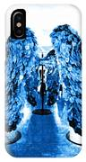 The Wings Of Fallen Angels IPhone Case