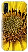 Thinleaf Sunflower IPhone Case