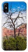 Thirsty Tree Of Sedona IPhone Case