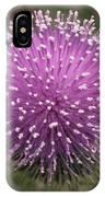 Thistle 1 IPhone Case