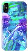 Thistles IPhone Case
